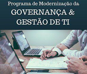 Programa de Modernização da Governança e Gestão de TI