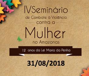 Seminário de Combate a Violência Contra a Mulher